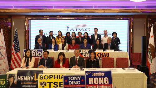 美国加州地方选举即将拉开序幕15位华裔参选人助力