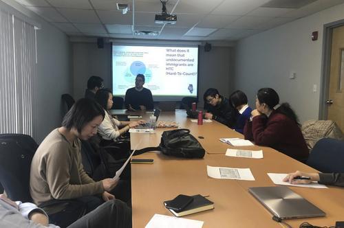芝加哥华人社区讨论如何让无证移民参与人口普查