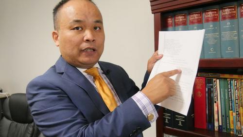 """换汇路上""""坑""""多加州华人律师提醒防止人财两空"""
