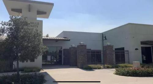 美加州华人因山火撤离居所受当地红十字会协助