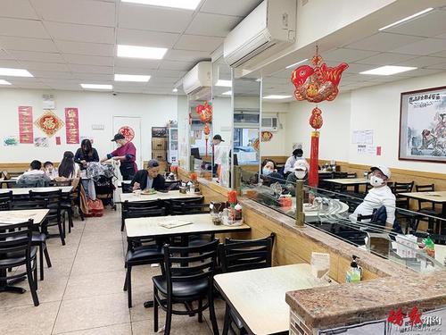 纽约餐馆堂食或再次关闭华埠餐饮业者表无奈