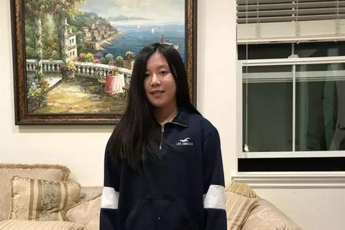 美国华裔初中生发起免费网课辅导低收入家庭孩子