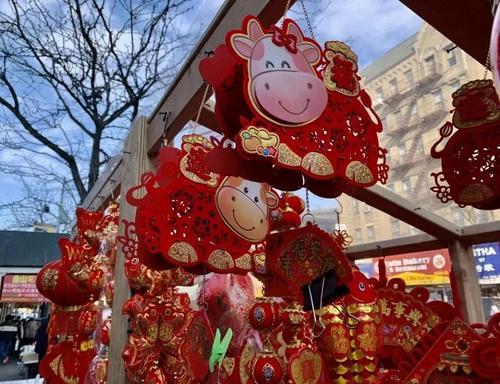 遵守防疫政策前提下美国华人多种方式迎春节