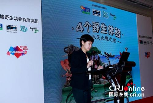 裕廊飞禽公园,夜间野生动物园及河川生态园的特色项目及专为中国游客