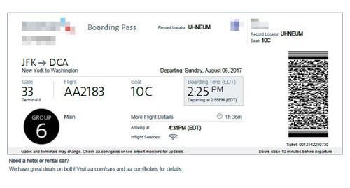 中国侨网五华人购买折扣机票旅游,在登机口因机票无效被拦下,旅游计划泡汤。(美国《世界日报》)