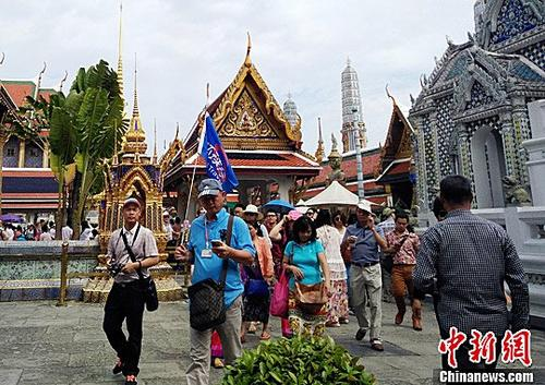 31万中国游客春节赴泰游稳居泰国旅游创收大户