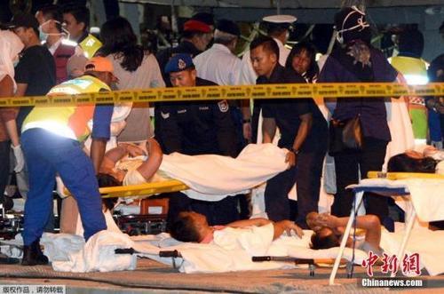 大马沙巴船难案续审:4名中国籍女生还者被严重晒伤