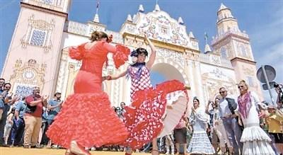 西班牙塞维利亚四月春会庆祝活动将开幕