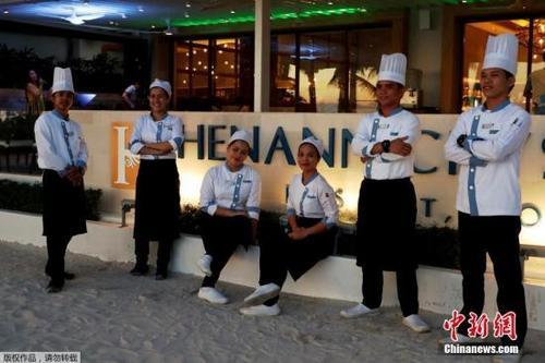 菲旅游部:长滩岛不合规酒店不允许接受客房预订