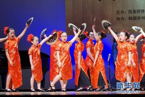 韩国歌曲幼儿舞蹈