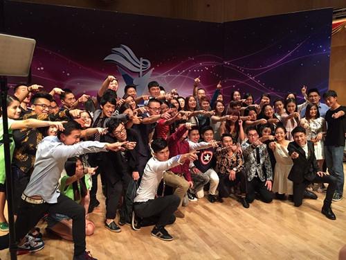 """2015""""水立方杯""""海外华裔青少年中文歌曲大赛 【专题】"""