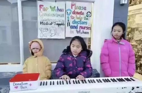 爱尔兰六所华文学校联合募捐 助力抗击疫情