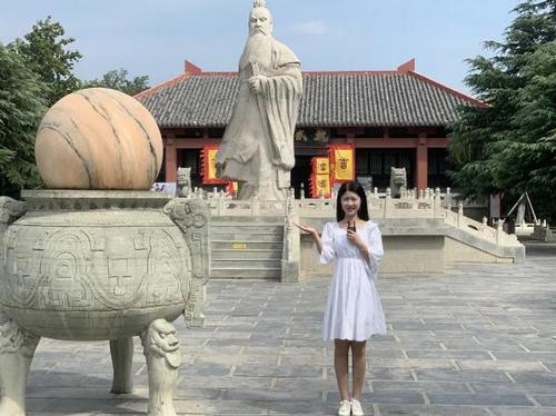 中國華文教育基金會實景課堂《曹操》開課