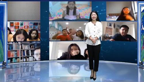 中國華文教育基金會實景課堂《裕固族》開課