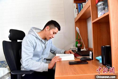 華僑大學境外生:留校過年也有家的溫暖