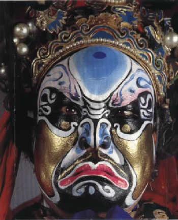 木偶小丑纹身图案