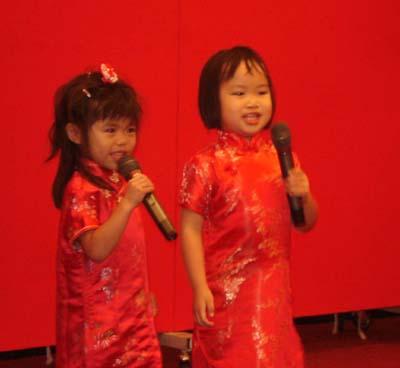 2007外国人领养中国儿童夏令营开营仪式正式启动