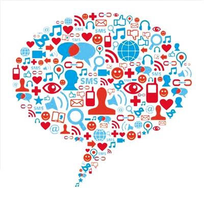 """""""通过纸媒,网媒,微博,微信不同形式的加工,并通过立体式,解体式的"""