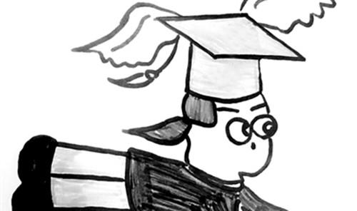 动漫帽子手绘画法