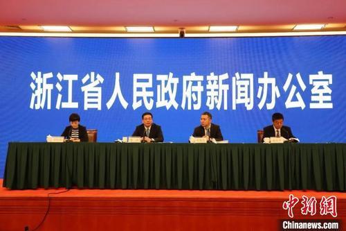 中国侨网发布会现场。 供图