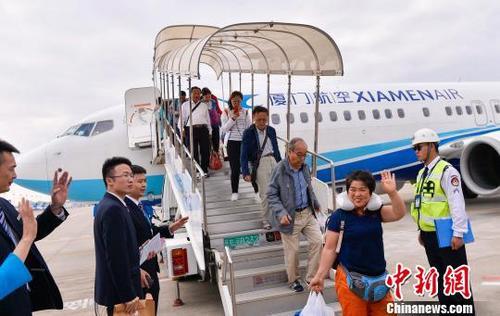 厦航协助巴厘岛滞留旅客回国