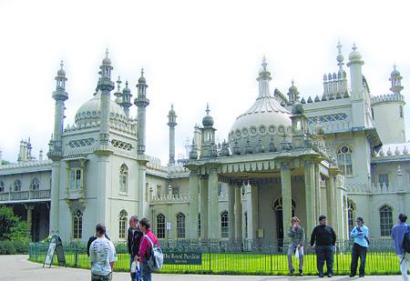 英国有个中式宫殿图片