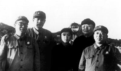 叶剑英/1955年,叶剑英被授予中华人民共和国元帅军衔