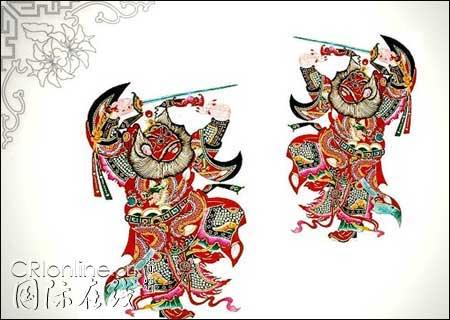 中国皮影戏发祥地在孝义(图)(2)