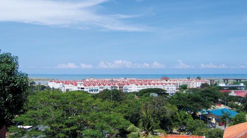 马来西亚最美丽的风景