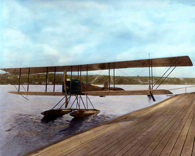 波音第一架飞机b&w-1型