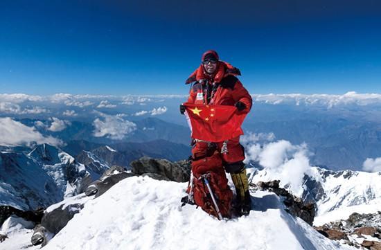 张梁:改写中国人登山探险历史