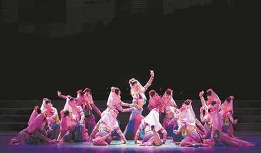 舞蹈《阮厝的银腰带》