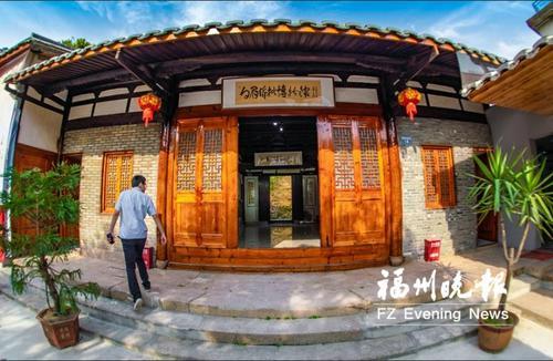 中国侨网白眉侨批展示馆对外开放,拟打造全省首个民间侨批博物馆。