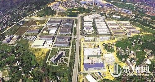 在晋华存储器集成电路生产线项目的带动下,晋江集成电路产业链招商