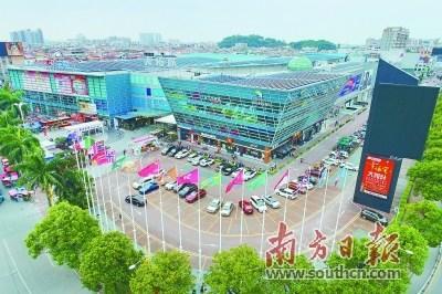 中国侨网容桂将在多个片区加快商业<a href=http://www.zgqyzxw.com/ target=_blank class=infotextkey>综合</a>体建设,不断丰富商圈业态。