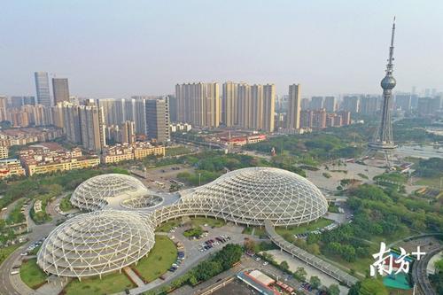 """佛山禅城城市文明建设让""""强中心""""个性流淌"""