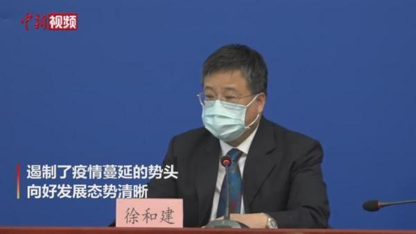 北京疫情向好发展态势清晰