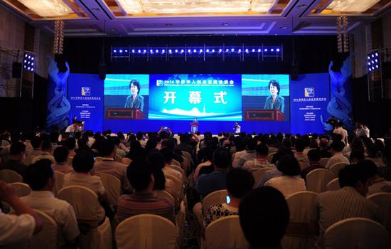 华侨华人创业发展洽谈会武汉开幕