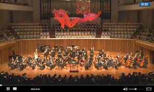 全球华人音乐会现场视频