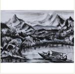 <strong>Up the River</strong><br>刘珍妮Jennifer Liu(毛里求斯)