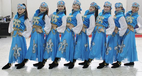 巴西华人艺术团作品入围全球华人舞蹈大赛决赛