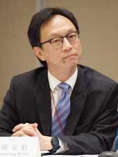 胡元豹:加拿大亚太基金会首席执行官