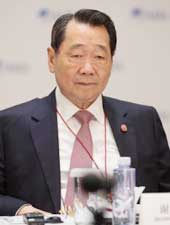 谢国民:泰国正大集团董事长