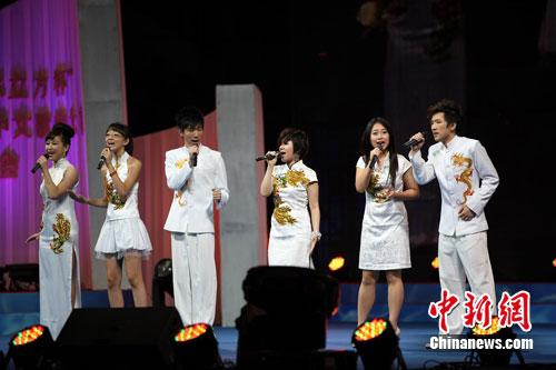 """2011""""水立方杯""""海外华裔青少年中文歌曲大赛 【专题】"""
