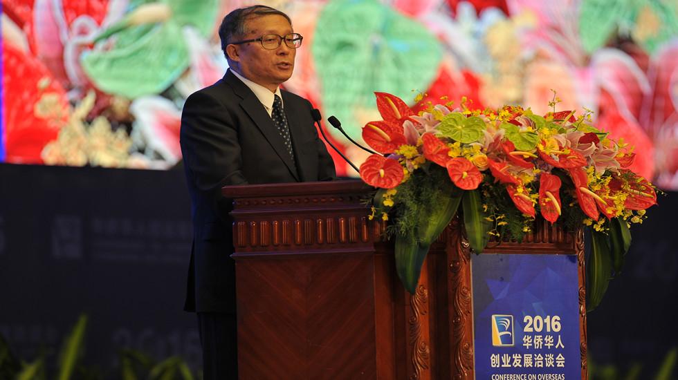 湖北省省委书记李鸿忠在开幕式上致辞