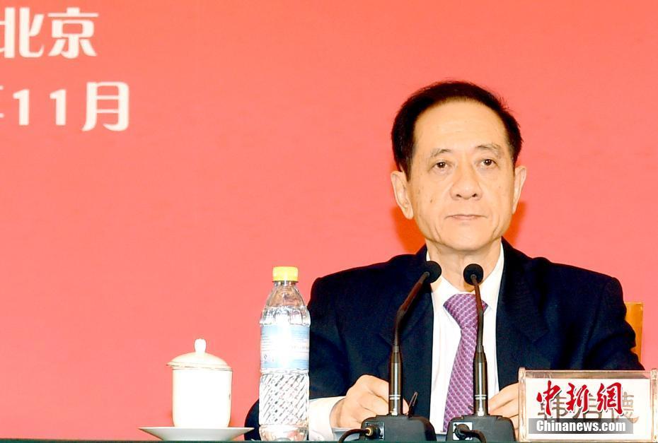全国政协副主席韩启德致辞出席华文文学大会