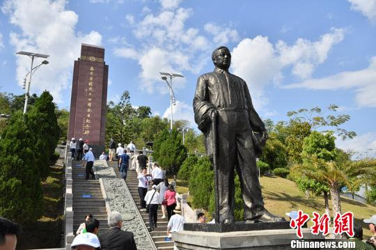 纪念南侨机工回国抗战80周年活动举办
