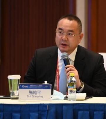 施乾平:德迈国际产业集团董事长
