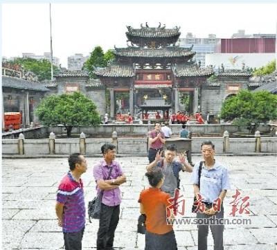 """建十多座華人會館早期""""一帶一路""""沿線國的佛山印記"""