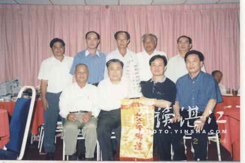 广东省湛江市东海岛分局局长